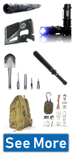 Other Self Defense, Tactical and Survival Products