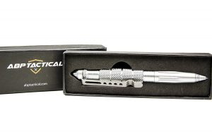 ABP TACTICAL Pen Silver